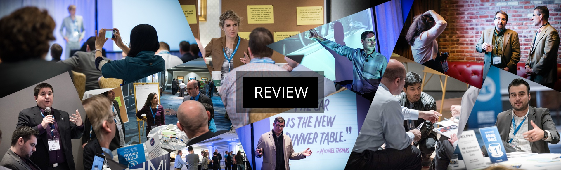 it's a wrap - read about the highlights of the last CarHMI USA.