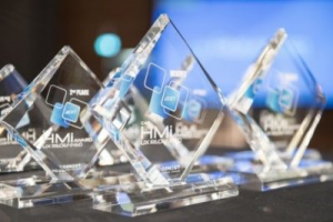 Car HMI USA Award trophies